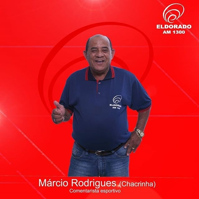 Márcio Rodrigues – Chacrinha