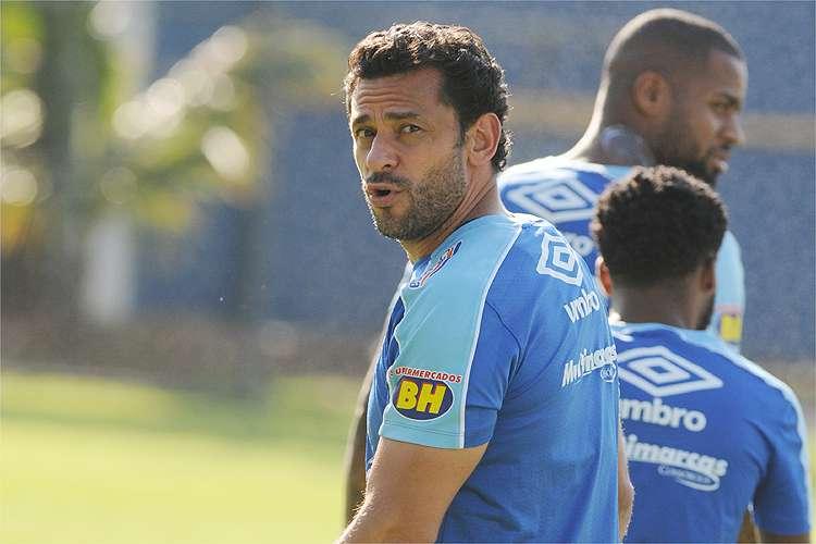No Cruzeiro, Abel tem desafio de resgatar bons momentos de Fred, que marcou 58 gols sob o comando do técnico pelo Fluminense