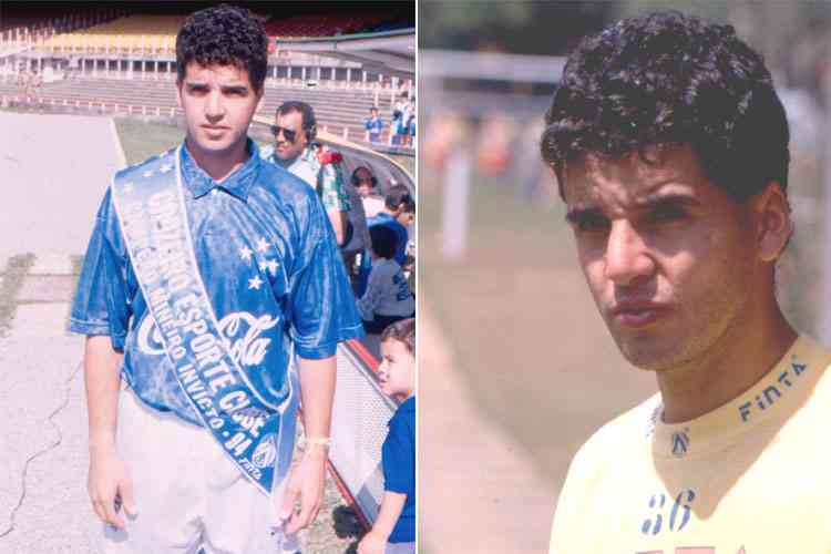 Luis Fernando Flores, ex-atleta e agora auxiliar, volta ao Cruzeiro: 'preparado'