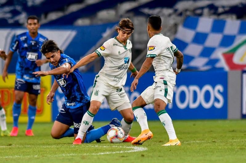 América vai encarar a Ponte Preta na 4ª fase da Copa do Brasil