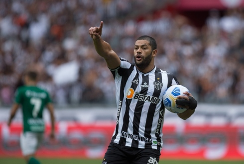 Atlético: Hulk tenta repetir feito de Gabriel Barbosa nos tempos de Santos